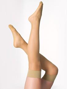 Sheer Luxe Over-the-Knee Sock