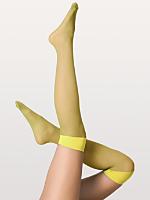 Super Sheer Over-the-Knee Sock