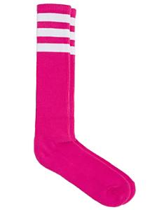 Stripe Knee-High Sock