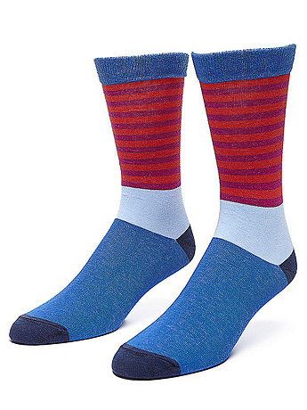 Calf-High Memphis Sock