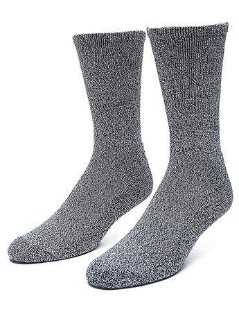 Calf High Marl Sock