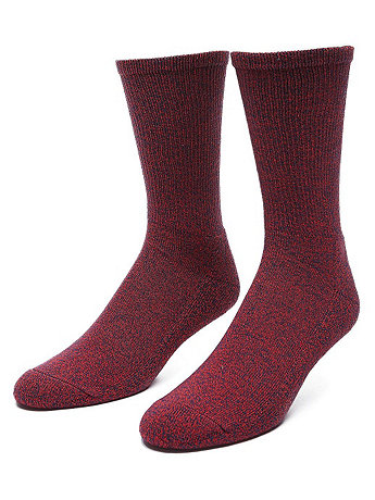Calf High Marl Sock