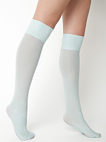 Sparkle Over-the-Knee Sock