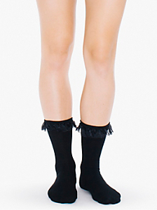 Girly Lace Ankle Sock
