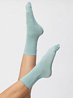 Sparkle Calf-High Sock