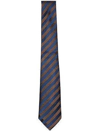 Classic Striped Silk Tie