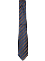 Classic Striped Silk Tie