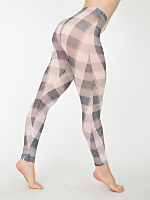 Baby Thermal Plaid Legging