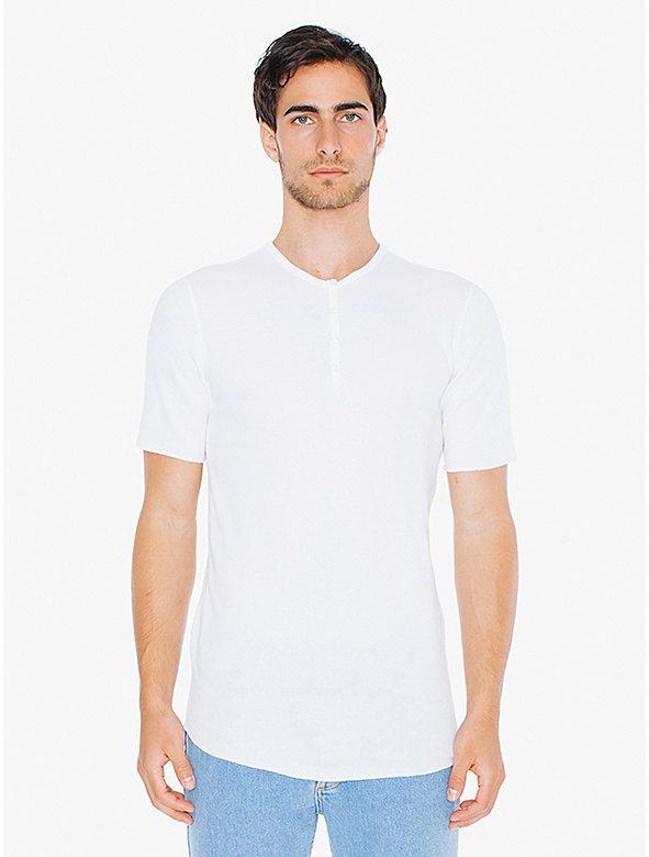 Baby Thermal Henley Crewneck T-Shirt