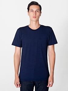 Tissue Jersey Pocket T-Shirt