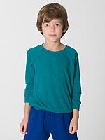 Kids Tri-Blend Raglan Pullover