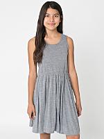 Youth Tri-Blend Skater Dress