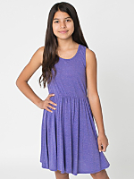 Youth Tri-Blend Skater Dress