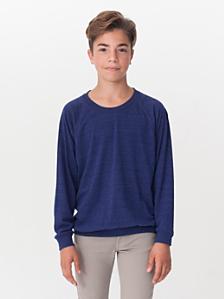 Youth Tri-Blend Raglan Pullover