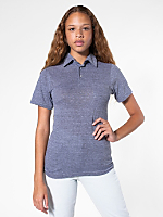 Unisex Tri-Blend Short Sleeve Leisure Shirt