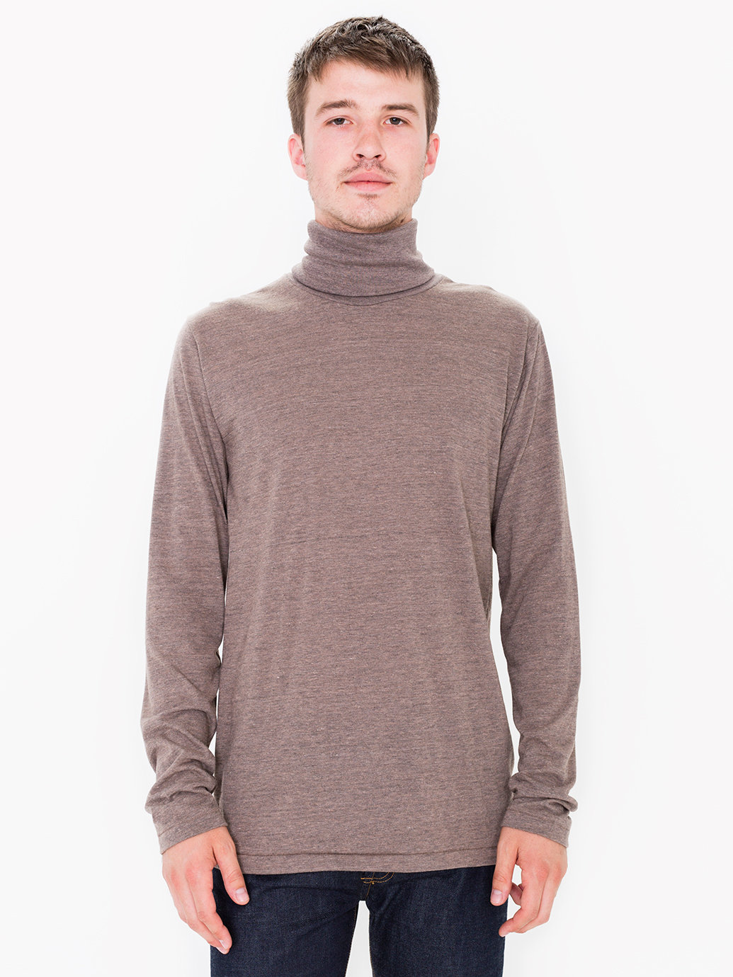 Turtleneck definition is - a high close-fitting turnover collar used especially for sweaters. How to use turtleneck in a sentence. a high close-fitting turnover collar used especially for sweaters; a garment (such as a sweater) with a turtleneck.
