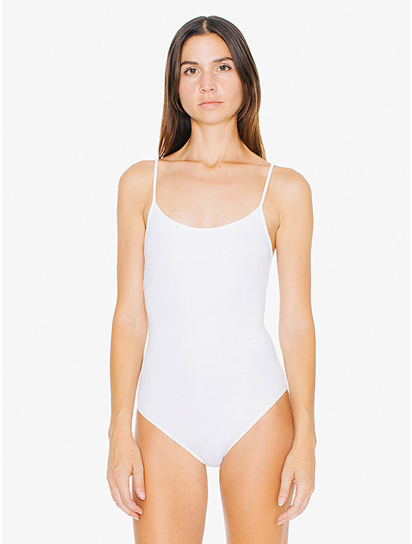2x2 Rib Scoop Back Bodysuit