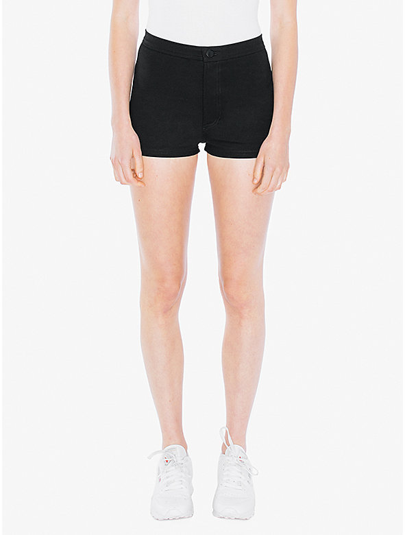 Ultra Compact Ponte Disco Short