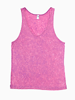 Acid Wash Viscose Sexuali-Tank