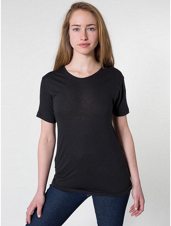 Unisex Viscose T-Shirt
