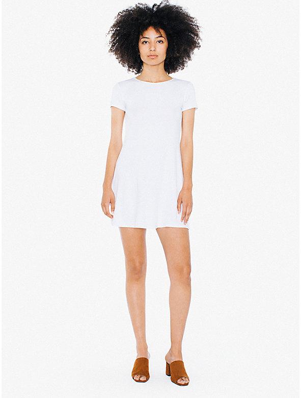Viscose T-Shirt Dress