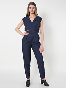 Viscose Twill Jumpsuit