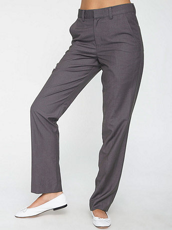 Unisex Poly-Viscose School Boy Pant