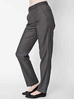 Unisex Poly-Viscose Welt Pocket Pant