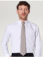 Unisex Poly-Viscose Gentlemen's Neck Tie