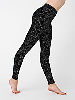 Celestial Stretch Velvet Legging