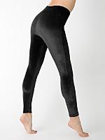Stretch Velvet Legging