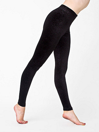 Stardust Stretch Velvet Legging