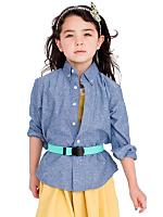 Kids Spun Polyester Webbing Belt