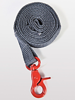 Dark Grey Dog Leash