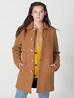 Unisex Wool Peacoat