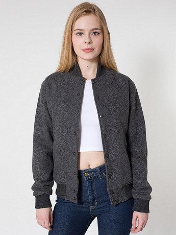 Unisex Wool Club Jacket