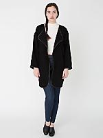 Wool Cashmere Cardi Coat