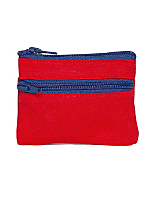 Cotton Canvas Coin Purse