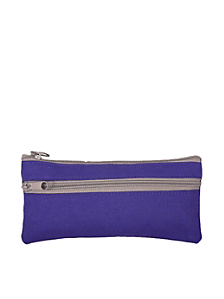 Cotton Canvas Pencil Case