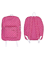 Polka Dot Kids School Bag