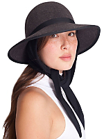 Scarf Tie Hat
