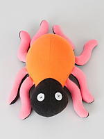Scrappies Stuffed Spider