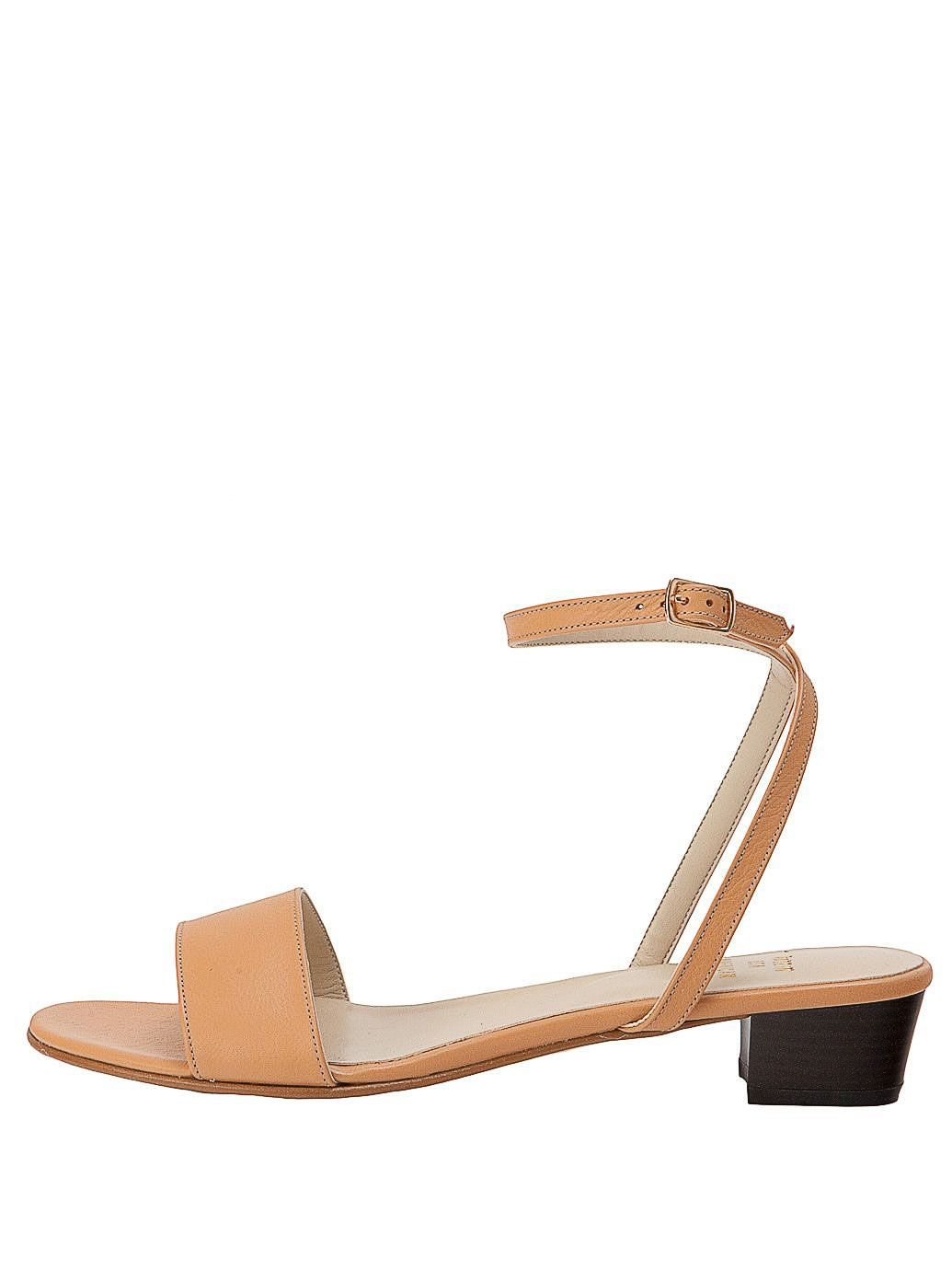 sinsndls - Solid Step-In Sandal