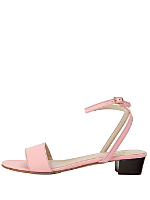 Solid Step-In Sandal