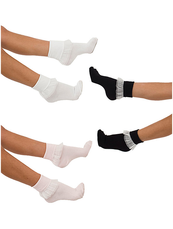 Lacey Kids Sock (3-Pack)
