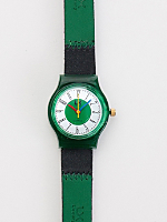 Luxury Green Apple Ladies Soda Watch