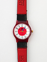 Luxury Cherry Fizz Soda Watch