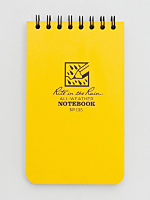 Spiral All-Weather Notebook