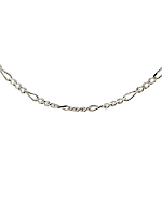Sterling Silver Necklace - Figueroa