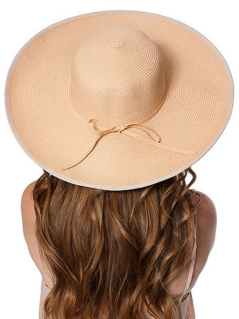 Straw Field Hat